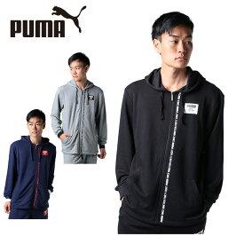プーマ スウェットパーカー メンズ REBELフード JKT 853801 PUMA