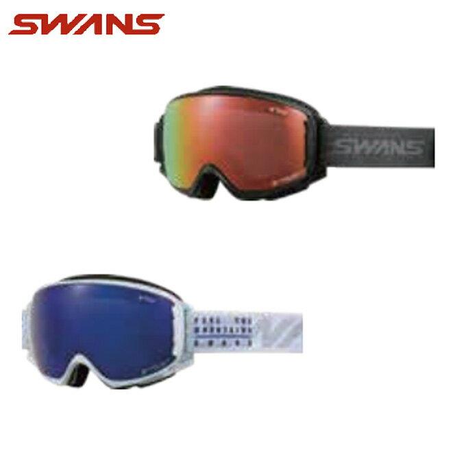 スワンズ スキー スノーボード ゴーグル メンズ レディース GOGGLE ROVO-MPDH-SC-MIT-PAF SWANS スキーゴーグル ボードゴーグル
