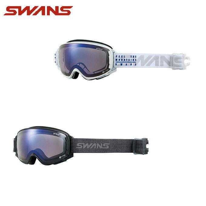 スワンズ スキー スノーボード ゴーグル メンズ レディース GOGGLE 偏光 ROVO-U/MDH-SC-PAF SWANS スキーゴーグル ボードゴーグル