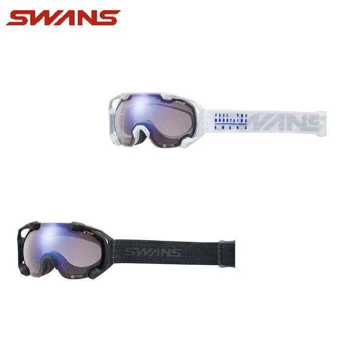 スワンズ スキー スノーボード ゴーグル メンズ レディース GOGGLE C2N-U/MDH-SC-PAF SWANS スキーゴーグル ボードゴーグル