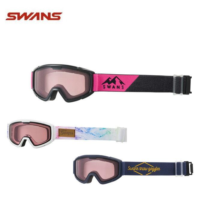 スキー ボード ゴーグル ジュニア キッズ 140-DH スワンズ SWANS