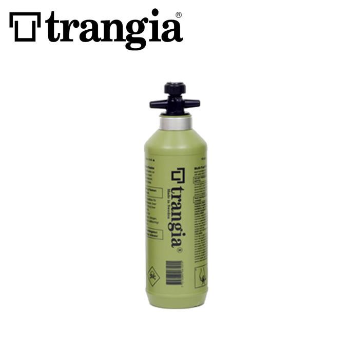 トランギア trangia 燃料ボトル フューエルボトル0.5L オリーブ TR-506105
