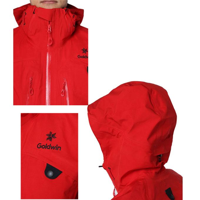 ゴールドウィン GOLDWIN スキーウェア ジャケット メンズ アリスジャケット Arris Jacket G01800P