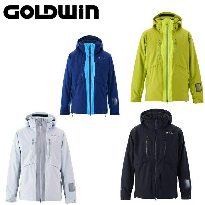 【店頭受取不可商品】数量限定スキーウェア ゴールドウィン GOLDWIN スキーウェア ジャケット メンズ レディース Tellus Jacket G11813P