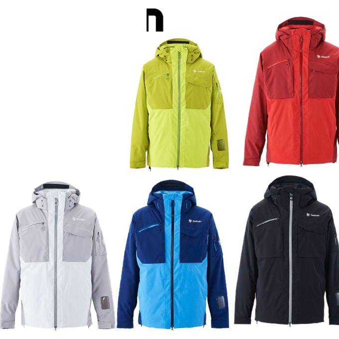 数量限定スキーウェア ゴールドウィン GOLDWIN スキーウェア ジャケット メンズ レディース Atlas Jacket G11815P