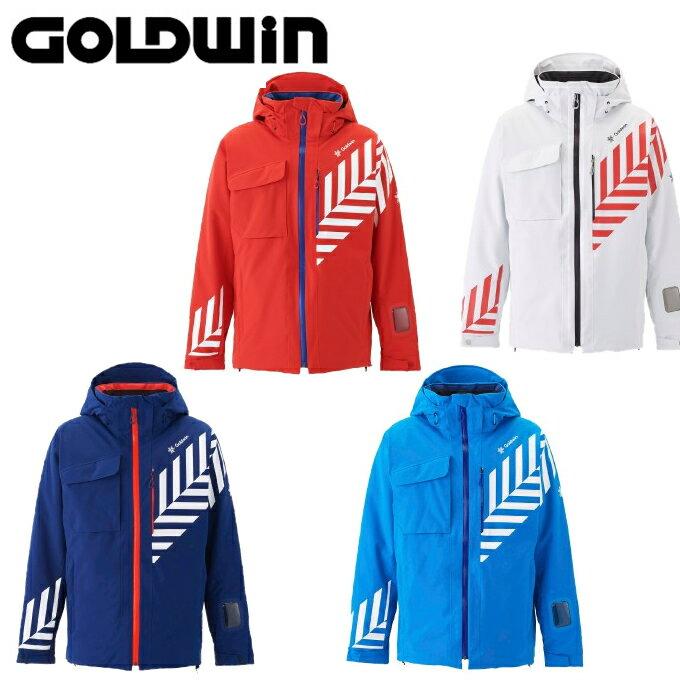 数量限定スキーウェア ゴールドウィン GOLDWIN スキーウェア ジャケット メンズ レディース Baro Jacket G11820P