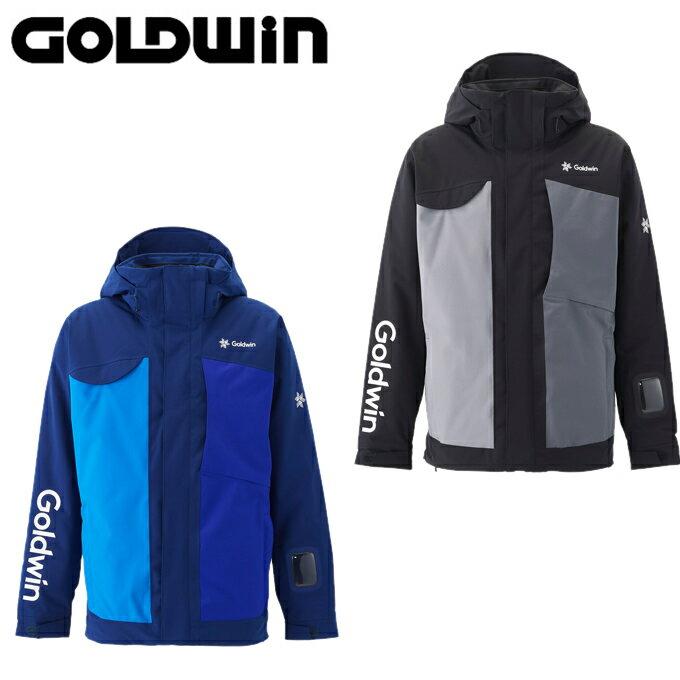 数量限定スキーウェア ゴールドウィン GOLDWIN スキーウェア ジャケット メンズ レディース Stream Jacket G11821P