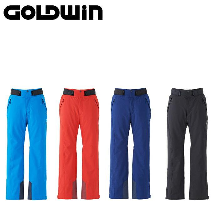 数量限定スキーウェア ゴールドウィン GOLDWIN スキーウェア パンツ メンズ レディース Stream Pants G31821P