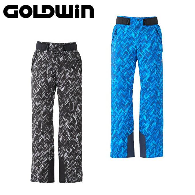 数量限定スキーウェア ゴールドウィン GOLDWIN スキーウェア パンツ メンズ レディース Ray Pants G31822P