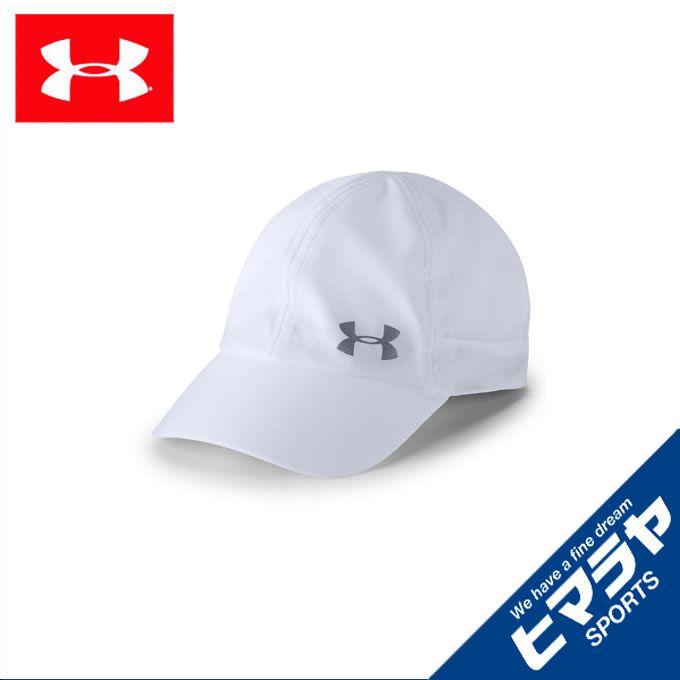 アンダーアーマー キャップ 帽子 レディース フライバイキャップ 1306291-100 UNDER ARMOUR