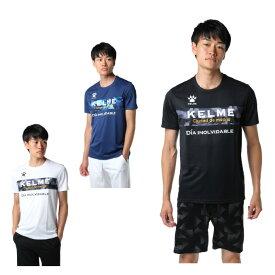 ケルメ KELME サッカーウェア プラクティスシャツ 半袖 メンズ プラクティスTシャツ KG18S502