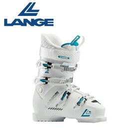 【ポイント5倍 9/24 1:59まで】 ラング LANGE スキーブーツ レディース SX 70 W White -aquamarine LBH6260