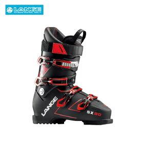 【ポイント5倍 9/24 1:59まで】 ラング LANGE スキーブーツ メンズ SX 90 tr. black-red LBH6040