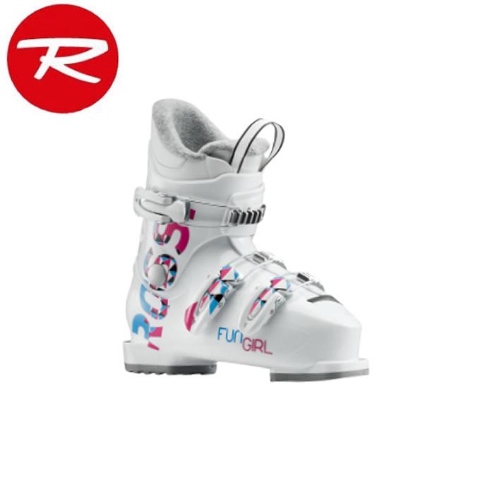 ロシニョール ROSSIGNOL ジュニアスキーブーツ ジュニア FUN GIRL J3 - WHITE RBG5130-H