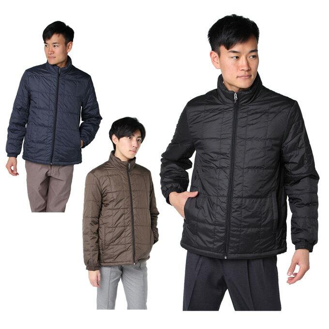 クローズトラック Clothes Trunk ゴルフウェア ブルゾン メンズ 機能中綿キルトジャケット 8450-0051