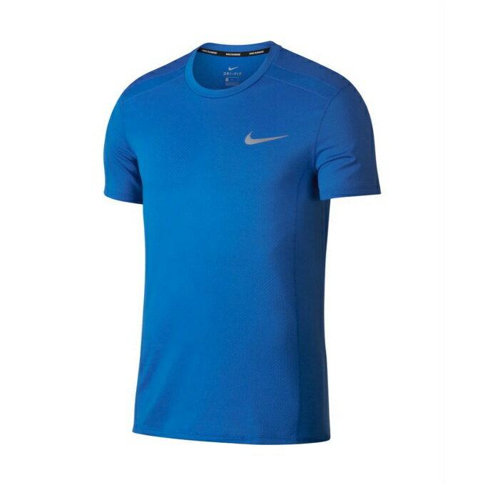 ナイキ スポーツウェア 半袖Tシャツ メンズ Dri-FIT ドライ フィット マイラー クール ショートスリーブ ランニングトップ 892995-403 NIKE