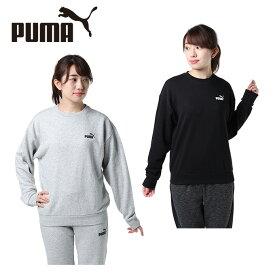 プーマ スウェットトレーナー レディース ESS クルー 853881 PUMA