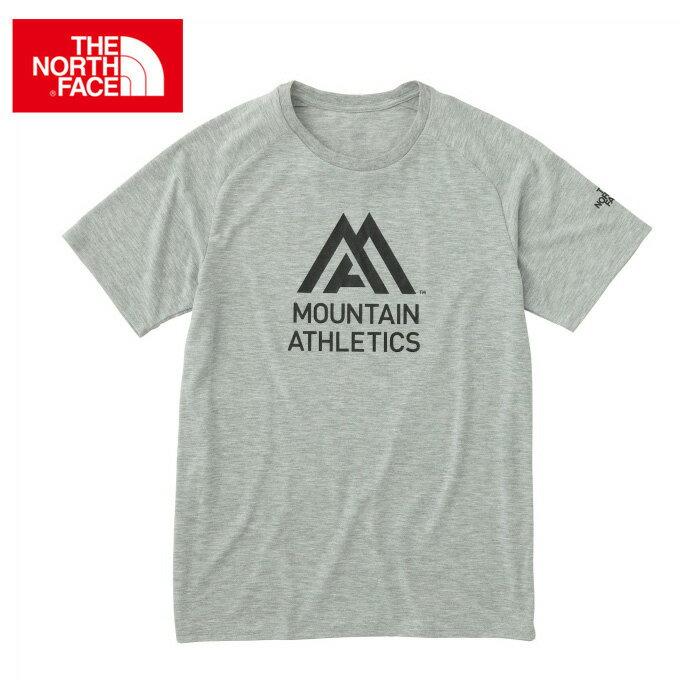 ノースフェイス Tシャツ 半袖 メンズ ショートスリーブカラーヘザードMAティー NT81576 THE NORTH FACE
