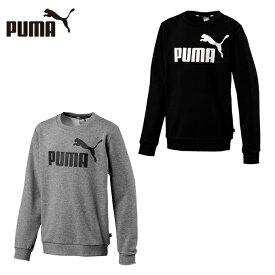 プーマ スウェットトレーナー ジュニア キッズ ESS クルースウェット 853675 PUMA