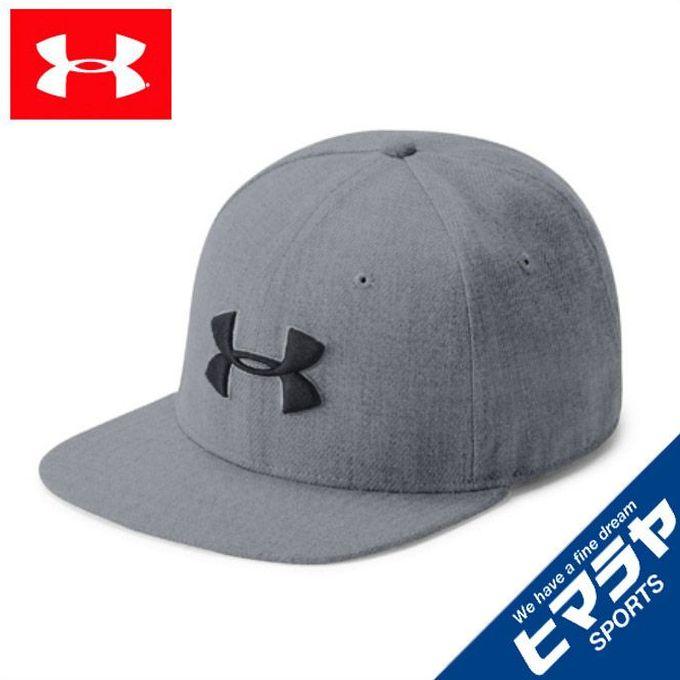 アンダーアーマー キャップ 帽子 メンズ ハドルスナップバック2.0 1318512-035 UNDER ARMOUR