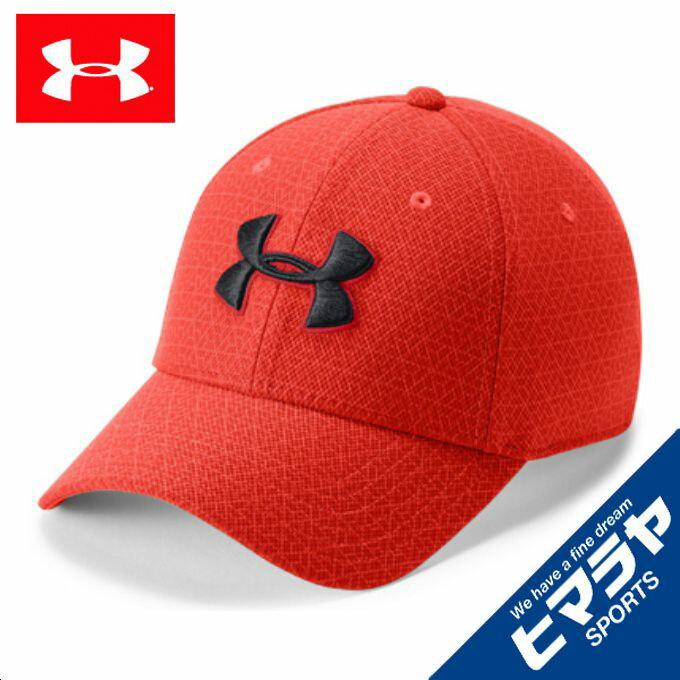 アンダーアーマー キャップ 帽子 メンズ プリントBLITZINGキャップ 1305038-890 UNDER ARMOUR