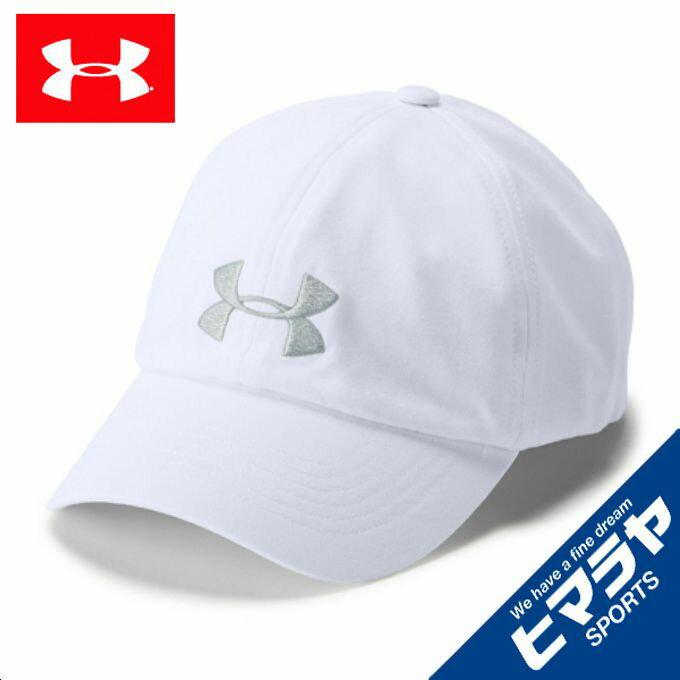 アンダーアーマー キャップ 帽子 レディース レネゲイドキャップ 1306289-100 UNDER ARMOUR