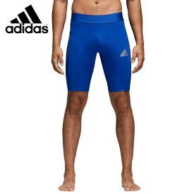 アディダス サッカーウェア ハーフタイツ メンズ ALPHASKIN TEAM ショートタイツ CW9458 EVN54 adidas