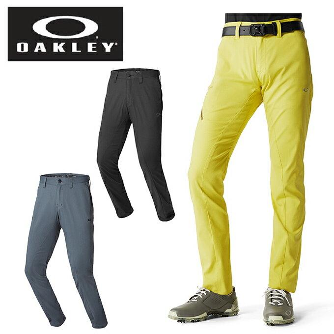 オークリー ゴルフウェア ロングパンツ メンズ SKULL H/O-STRETCH 3D TAPERED 7.0 スカル ストレッチテーパードパンツ 422511JP OAKLEY