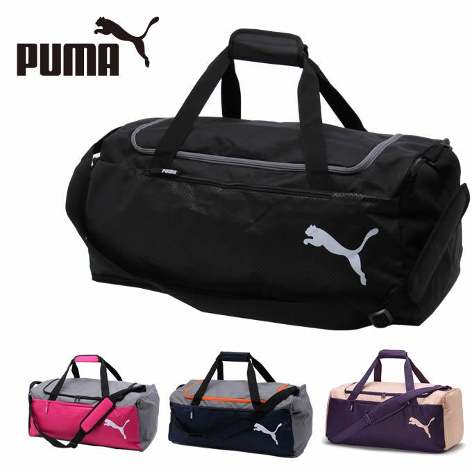 プーマ ダッフルバッグ メンズ レディース ファンダメンタルス スポーツバッグ 075528 PUMA