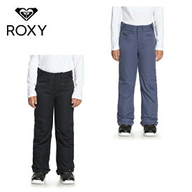 ロキシー ROXY スノーボードウェア パンツ ジュニア BACKYARD GIRL PT ERGTP03015