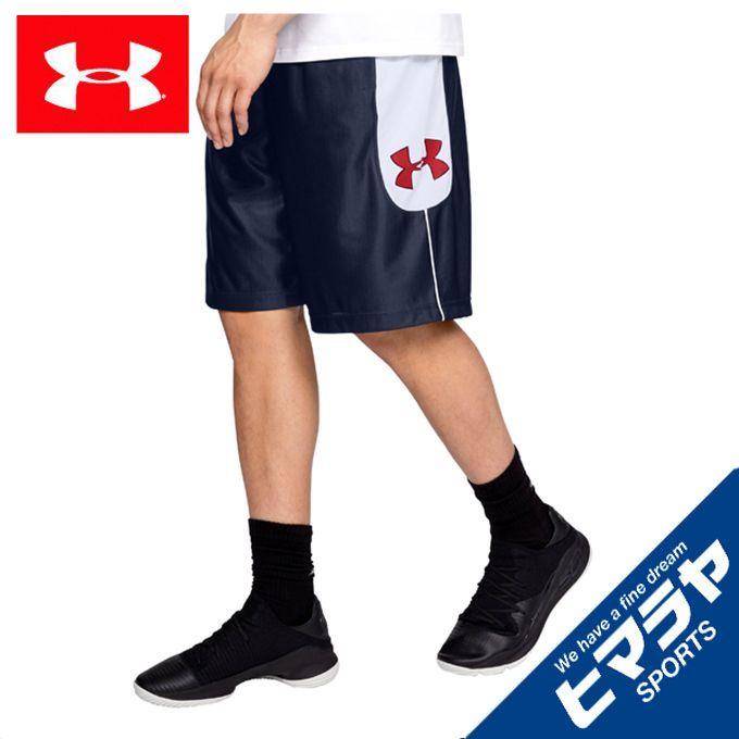 アンダーアーマー バスケットボール パンツ メンズ ぺリメーター11インチショーツ 1317393 410 UNDER ARMOUR