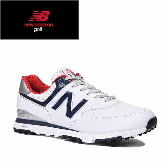 ニューバランス ゴルフシューズ スパイクレス メンズ MGS574TR new balance
