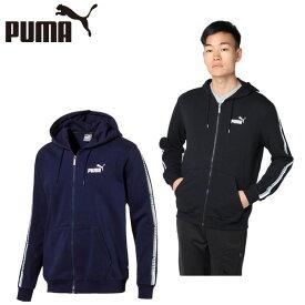 プーマ スウェットジャケット メンズ TAPE フーデッドスウェットジャケット 853356 PUMA