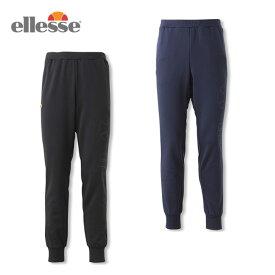 エレッセ テニスウェア バドミントンウェア スウェットパンツ メンズ Practice Sweat Long Pant Men's プラクティススウェットロングパンツ EM48300 ellesse