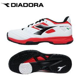ディアドラ テニスシューズ オムニ クレー メンズ レディース スピードチャレンジ s.challenge2 sg 173006 DIADORA オムニクレー