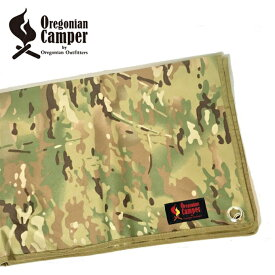 オレゴニアンキャンパー グランドシート 防水グランドシート マルチカム Lサイズ 200×140cm OCB-712 Oregonian Camper