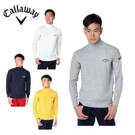 キャロウェイ ゴルフウェア セーター メンズ コンコルドニットTNセーター 241-8260516 Callaway