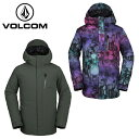 ボルコム VOLCOM スノーボードウェア ジャケット メンズ L GORE-TEX JACKET G0651904
