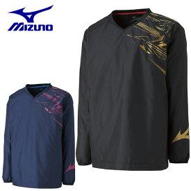 ミズノ バレーボール ピステ 長袖 メンズ レディース ブレーカーシャツ V2ME8511 MIZUNO