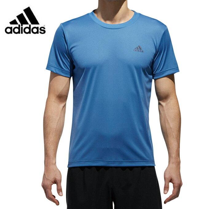 アディダス スポーツウェア 半袖 メンズ D2M ワンポイントロゴTシャツ CX3569 EUC92 adidas