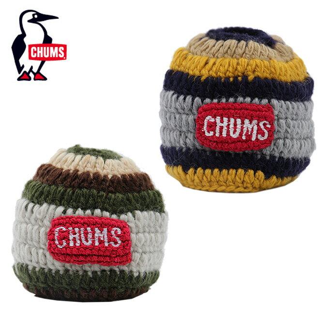チャムス CHUMS ガス缶カバー Knit Gas Cover CH62-1233
