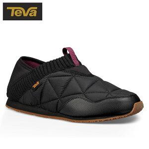 テバ TEVA カジュアルシューズ レディース ウィメンズ エンバー モック EMBER MOC 1018225-BLK