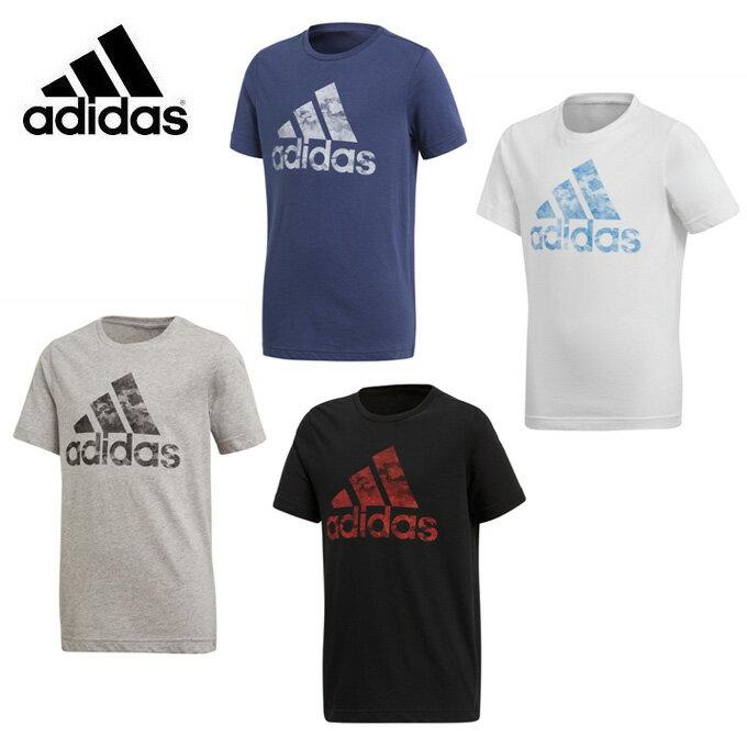 アディダス Tシャツ 半袖 ジュニア ESS グラフィックBOS Tシャツ ELG60 adidas