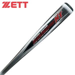 【ポイント5倍 10/17 8:59まで】 ゼット ZETT 野球 少年軟式バット ジュニア ブラックキャノン NT BCT71978