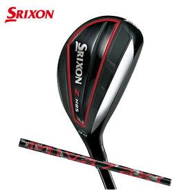 スリクソン SRIXON ゴルフクラブ ユーティリティ メンズ Z H85 ハイブリッド シャフト Miyazaki Mahana カーボン