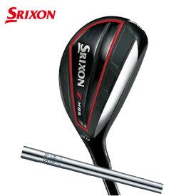 スリクソン SRIXON ゴルフクラブ ユーティリティ メンズ Z H85 ハイブリッド シャフト N.S.PRO 950GH DST スチール