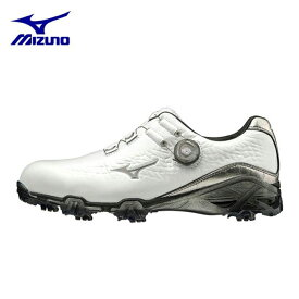 ミズノ ゴルフシューズ ソフトスパイク メンズ ジェネム009ボア EEEE ゴルフ 51GQ1900 03 MIZUNO