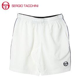 セルジオ タッキーニ テニスウェア ハーフパンツ メンズ ベーシック ST530319I03-WH SERGIO TACCHINI