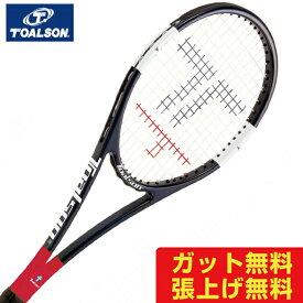 トアルソン 硬式 練習用ラケット スウィートエリア320 SWEET AREA RACKET 1DR93200 メンズ レディース TOALSON