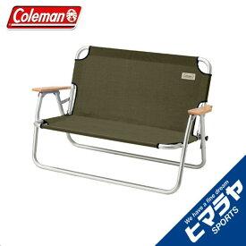 コールマン アウトドアベンチ リラックスフォールディングベンチ オリーブ 2000033807 Coleman